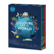 Colours of the World 3 Book Set (6+ Years) | Fairdinks