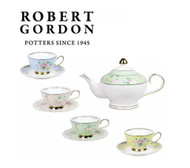 Robert Gordon Liberty High Tea Set 9Pc | Fairdinks