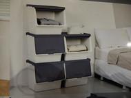 Roomax Storage Box 3 Pack (3 Boxes + 3 Lids) | Fairdinks