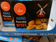 Creative Chef Mini Pancake Bites Poffertjes 16 x 510G | Fairdinks