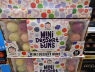 Chan's Yum Cha At Home Mini Dessert Buns 18 x 40G | Fairdinks