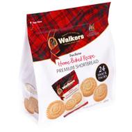 Walkers Premium Shortbread 24 x 25G | Fairdinks