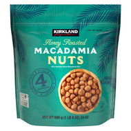 Kirkland Signature Honey Roasted Macadamia Nuts, 680g | Fairdinks