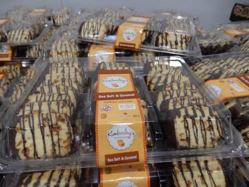 Kimberley's Bakeshoppe Salted Caramel Shortbread Cookies 665G | Fairdinks