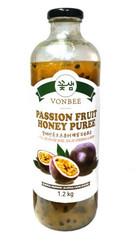 Vonbee Passion Fruit Honey Puree 1.2KG | Fairdinks