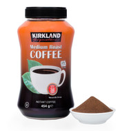 Kirkland Signature Medium Roast Instant Coffee 454G | Fairdinks