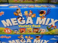 Kelloggs Mega Mix Variety 675g (25 Sachets)