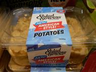 Salad Servers American-Style Potatoes 900G | Fairdinks