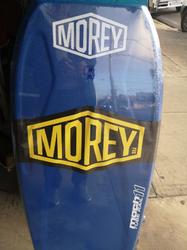 Morey Mach 11 Boogie Board Blue