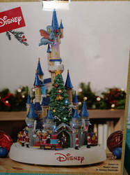 Disney Castle Animated Castle with Lights & Music