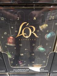 L'Or Advent Calendar Coffee Capsules 24 Pack