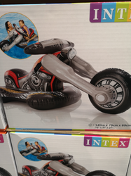 Intex Motorbike Ride on Inflatable