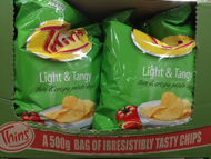 Thins Light & Tangy 500g