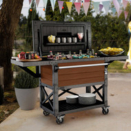 Keter Party Cooling Cart   Fairdinks