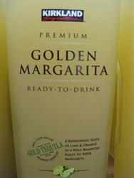 Kirkland Signature Premium Golden Margarita Ready to Drink 1.75L | Fairdinks
