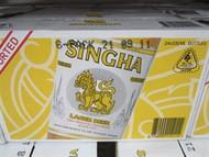 Singha Beer 24 x 330ml Bottles | Fairdinks