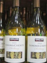 Kirkland Signature Sonoma Chardonnay 750ml | Fairdinks