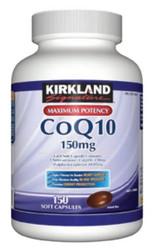 Kirkland Signature Coenzyme Q10 150Mg 150 CT   Fairdinks