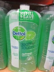 Dettol Liquid Hand Wash Refill 3 x 750ml | Fairdinks