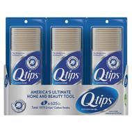 Q-Tips Cotton Swabs 3 Pack. 1875 Count | Fairdinks