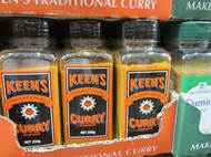 Keens Traditional Curry Powder 250g | Fairdinks