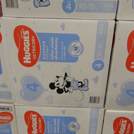 Huggies Nappies Size 4 Toddler Boy 148 Count. 10 to 15 KG