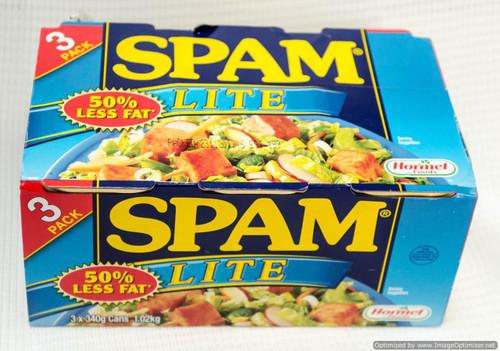 Spam Lite 3 x 340G | Fairdinks