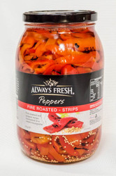 Always Fresh Red Pepper Strips 1.9Kg | Fairdinks