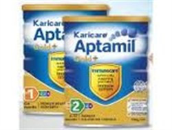 Karicare Aptamil Gold Plus Stage 1 900G