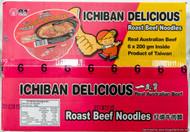 Ichiban Noodles Roast Beef Sauce 6 x 200g | Fairdinks