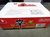 Nong Shim Shin Ramyun Noodle 20 x 120g | Fairdinks