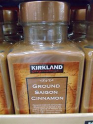 Kirkland Signature Saigon Cinnamon 303g | Fairdinks