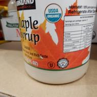 Kirkland Signature Organic Maple Syrup 1L