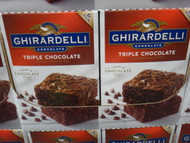 Ghirardelli Triple Brownie Mix 3.41KG