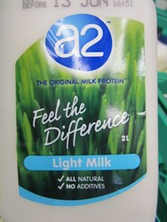 A2 Dairy Light Milk 2 Litre | Fairdinks