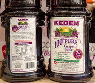 Kedem Grape Juice 1 x 2.84L | Fairdinks
