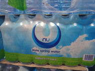 Nu-Pure Spring Water 24 x 600ml - 2 | Fairdinks