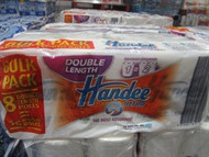 Handee Double Roll 8 x 120 Sheets | Fairdinks