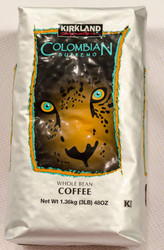 Kirkland Signature Colombian Coffee Bean 1.36KG | Fairdinks