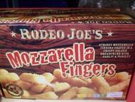 Rodeo Joe's Mozzarella Fingers 1.2KG   Fairdinks