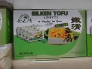 Unigreen Silken Tofu 4 x 300g