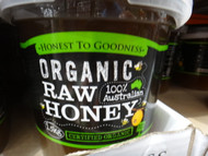 Honest to Goodness Org Raw Australian Honey 1.5KG | Fairdinks