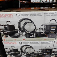 Circulon Professional Hard Anodized 13 PC Cookware Set