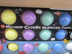 Micador Clouds Modelling Foam 24PC | Fairdinks