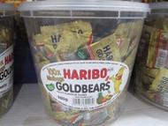 Goldbears 100 Minibag Tub 980G | Fairdinks