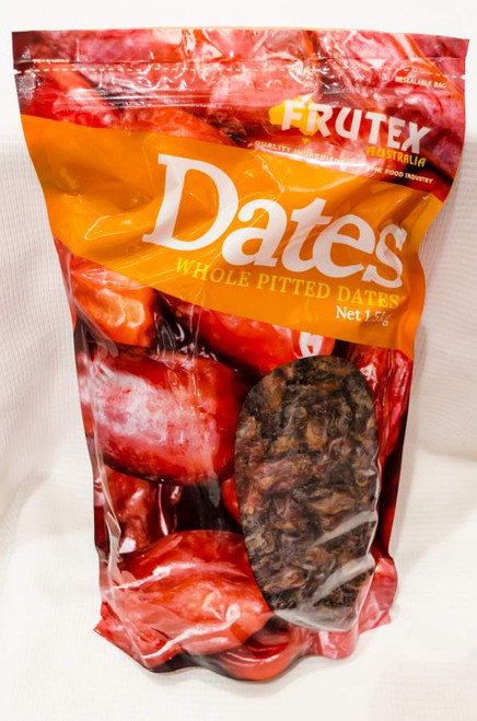 Frutex Whole Pitted Dates 1.5Kg | Fairdinks