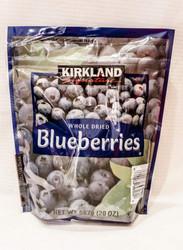 Kirkland Signature Dried Blueberries  567G | Fairdinks