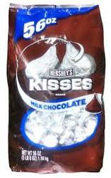 Hershey's Kisses 1.58KG