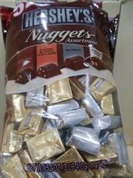 Hershey's Nuggets Assortment 1.47KG | Fairdinks