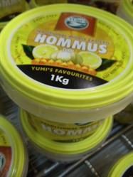 Yumi's Dips Hommus 1KG | Fairdinks